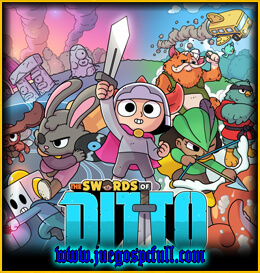Descargar The Swords Of Ditto | Full | Español | Mega | Torrent | Iso | Elamigos