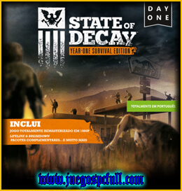 Descargar State of Decay YOSE Day One Edition | Full | Español | Mega | Torrent | Iso | Elamigos