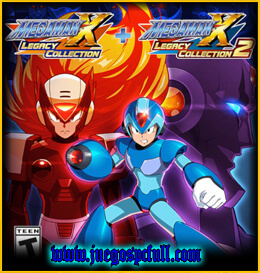 Descargar Mega Man X Legacy Collection Bundle | Full | Español | Mega | Torrent | Iso | Elamigos