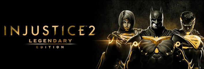 Descargar Injustice 2 Legendary Edition | Español Mega Torrent ElAmigos