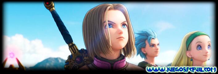 Descargar Dragon Quest XI S Echoes of an Elusive Age Definitive Edition | Español Mega Torrent ElAmigos