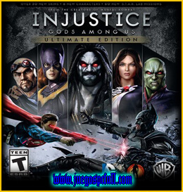 Descargar Injustice Gods Among Us Ultimate Edition | Full | Español | Mega | Torrent | Iso | Elamigos