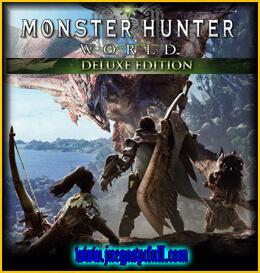 Descargar Monster Hunter World Deluxe Edition | Full | Español | Mega | Torrent | Iso | Elamigos