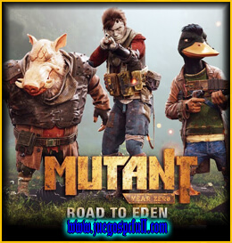 Descargar Mutant Year Zero Road to Eden Deluxe Edition | Español | Mega | Torrent | Iso | Elamigos