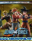 Jump Force Ultimate Edition | Español | Mega | Torrent | Iso | Elamigos