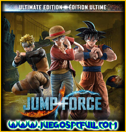 Descargar Jump Force Ultimate Edition | Español | Mega | Torrent | Iso | Elamigos