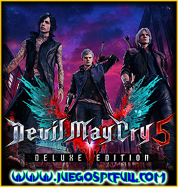 Descargar Devil May Cry 5 Deluxe Edition | Español | Mega | Torrent | Iso | Elamigos