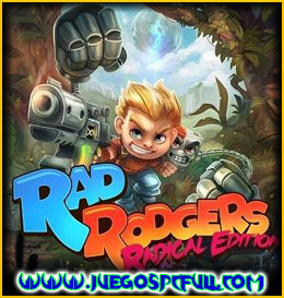 Descargar Rad Rodgers Radical Edition | Español | Mega | Torrent | Iso | Elamigos