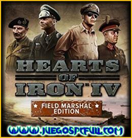 Descargar Hearts of Iron IV Field Marshal Edition | Español | Mega | Torrent | Iso | Elamigos