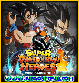 Descargar Super Dragon Ball Heroes World Mission | Español | Mega | Torrent | Iso | Elamigos