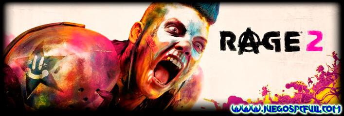 Descargar RAGE 2 Deluxe Edition | Español Mega Torrent ElAmigos