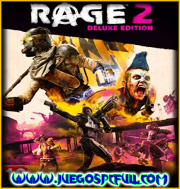 Descargar RAGE 2 Deluxe Edition | Full | Español | Mega | Torrent | Iso | Elamigos