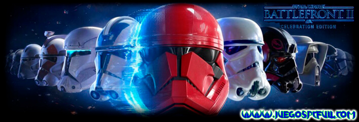 Descargar Star Wars Battlefront II Celebration Edition | Español Mega Torrent ElAmigos