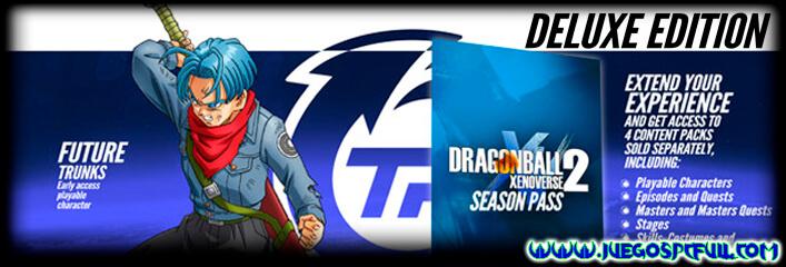Descargar Dragon Ball Xenoverse 2 Deluxe Edition