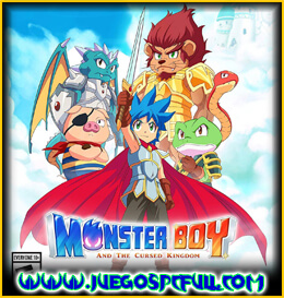 Descargar Monster Boy and the Cursed Kingdom | Español | Mega | Torrent | Iso | Elamigos