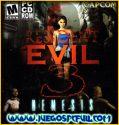 Resident Evil 3 Nemesis | Español | Mega | Torrent | Iso | Portable