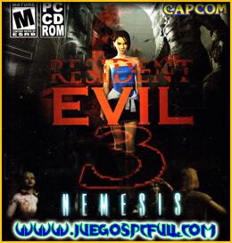 Descargar Resident Evil 3 Nemesis | Español | Mega | Torrent | Iso | Portable
