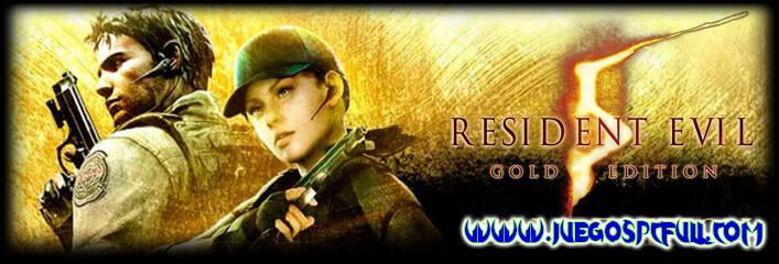 Descargar Resident Evil 5 Gold Edition Español Mega Torrent