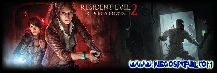 Descargar Resident Evil Revelations 2 Español Mega Torrent
