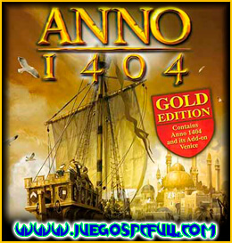 Descargar Anno 1404 Gold Edition | Español | Mega | Torrent | Iso | Gog