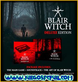 Descargar Blair Witch Deluxe Edition | Español | Mega | Torrent | Elamigos