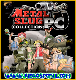 Descargar Metal Slug Collection | Español | Mega | Torrent | Iso | Port