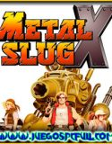 Metal Slug X Steam Edition | Español | Mega | Mediafire | Iso | Gog