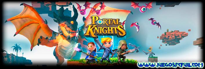 Descargar Portal Knights | Español Mega Torrent ElAmigos
