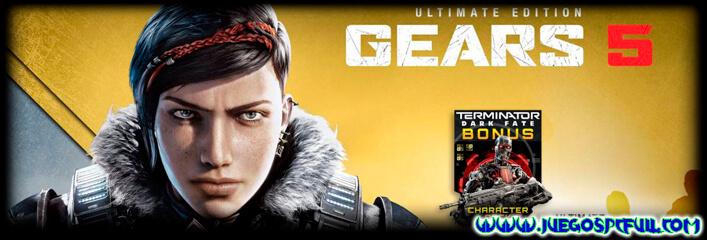 Descargar Gears 5 Ultimate Edition | Español Mega Torrent ElAmigos