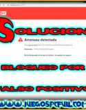 Solución al Bloqueo de Links por el Antivirus | Falso Positivo