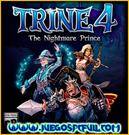 Descargar Trine 4 The Nightmare Prince | Español | Mega | Torrent | Iso | Elamigos