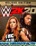 WWE 2K20 Digital Deluxe Edition | Español | Mega | Torrent | Iso | Elamigos