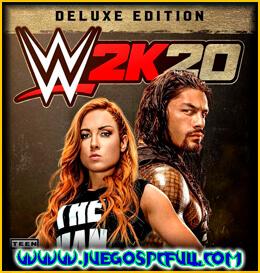 Descargar WWE 2K20 Digital Deluxe Edition | Español | Mega | Torrent | Iso | Elamigos