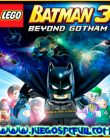 Lego Batman 3 Beyond Gotham Complete | Español | Mega | Torrent | Iso | Elamigos