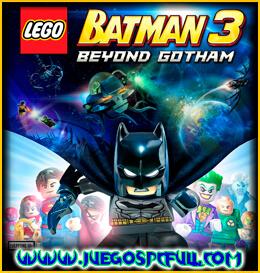 Descargar Lego Batman 3 Beyond Gotham Complete | Español | Mega | Torrent | Iso | Elamigos