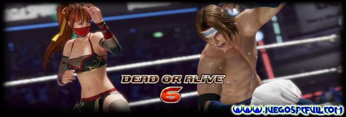 Dead Or Alive 6 Deluxe Edition v1.22