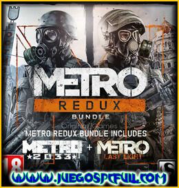 Descargar Metro Redux Bundle | Español | Mega | Torrent | Iso | Elamigos