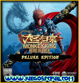 Descargar Monkey King Hero is Back Deluxe Edition | Español | Mega | Torrent | Iso | Elamigos
