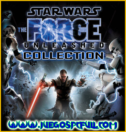 Descargar Star Wars The Force Unleashed Collection | Español | Mega | Torrent | Iso | Elamigos
