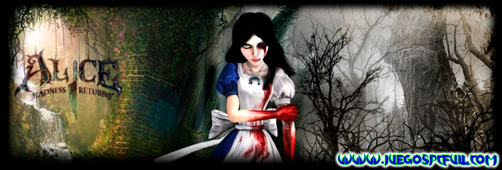 Descargar Alice Madness Returns Complete Collection | Español Mega Torrent ElAmigos