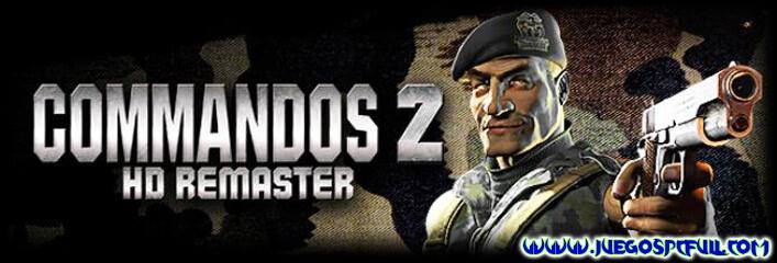 Descargar Commandos 2 HD Remaster | Español | Mega | Torrent | Iso