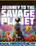 Journey to the Savage Planet | Español | Mega | Torrent | Iso | Elamigos
