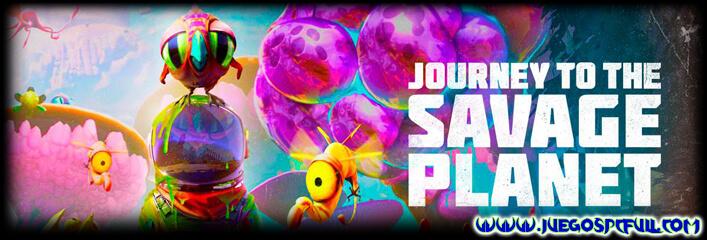 Descargar Journey to the Savage Planet | Español | Mega | Torrent | Iso | Elamigos
