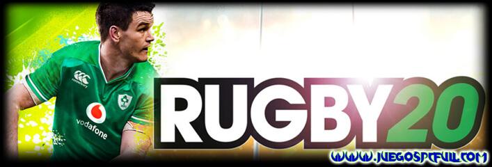 Descargar Rugby 20 | Español | Mega | Torrent | Iso