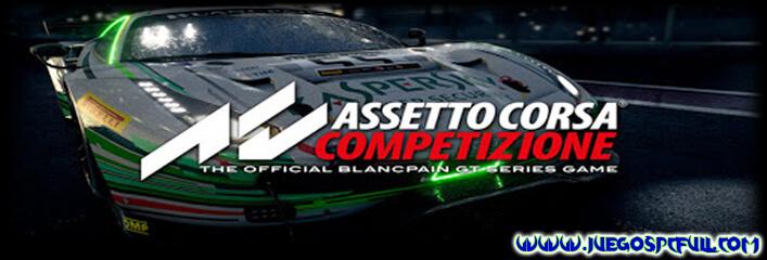 Descargar Assetto Corsa Competizione | Español | Mega | Torrent | Iso | Elamigos