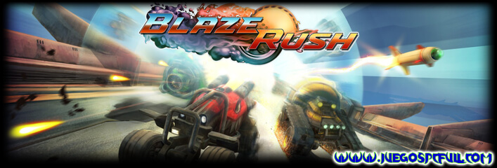 Descargar BlazeRush | Español | Mega | Torrent | Iso