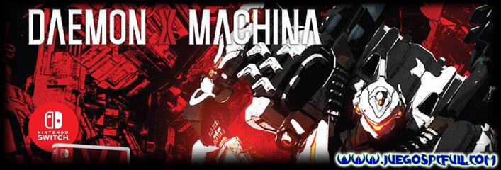 Descargar Daemon X Machina | Español | Mega | Torrent | Iso | Elamigos
