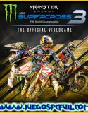 Monster Energy Supercross 3 | Español | Mega | Torrent | Iso | Elamigos