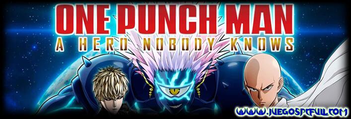 Descargar One Punch Man A Hero NoBody Knows   Español   Mega   Torrent