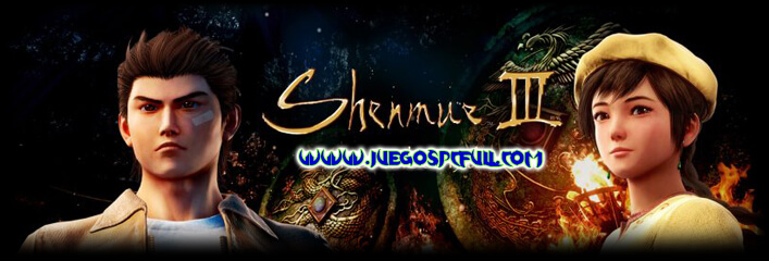 Descargar Shenmue III | Español | Mega | Torrent | Iso | Elamigos